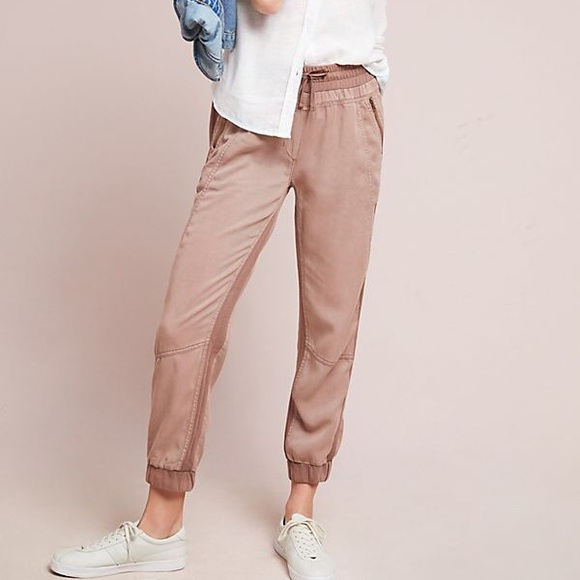 Anthropologie Pants - Anthropologie - Sunday Easy Joggers